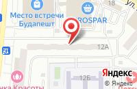 Схема проезда до компании Консул Безопасности в Москве