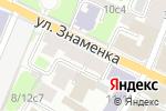 Схема проезда до компании Адвокат Ступин Е.В в Москве