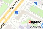 Схема проезда до компании Регистр системы сертификации персонала в Москве