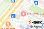 Схема проезда до компании Лазерпойнт в Москве