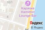 Схема проезда до компании EcoFinance в Москве