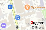Схема проезда до компании Тест-полоска в Москве