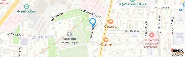Дальний переулок