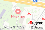 Схема проезда до компании DuvalClinic в Москве