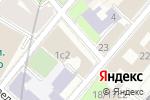 Схема проезда до компании Новые Облачные Технологии в Москве
