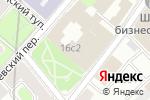 Схема проезда до компании Гостевой дом посольства Азербайджанской Республики в Москве