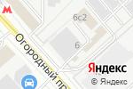 Схема проезда до компании Текстильная лавка в Москве