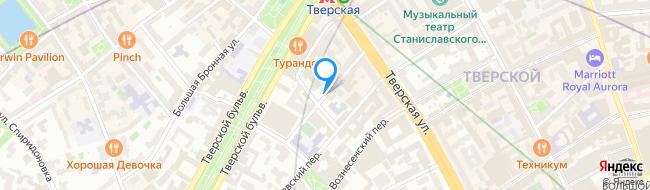 Малый Гнездниковский переулок