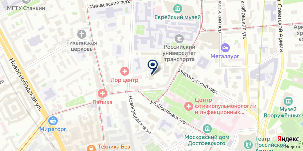 ЧАЙНЫЙ ДВОР INBI на карте Москве