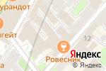 Схема проезда до компании Вода и тепло в Москве