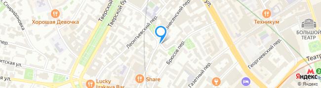 Елисеевский переулок