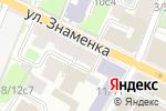 Схема проезда до компании Строймакс в Москве