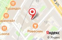 Схема проезда до компании Арт Дизайн+ в Москве