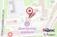 Схема проезда до компании Смп в Москве