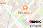 Схема проезда до компании StudioFloristic в Москве