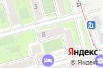 Схема проезда до компании Вторр в Москве