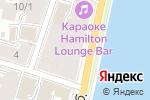 Схема проезда до компании Blackfield Capital в Москве