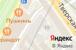Схема проезда до компании Грааль-Н в Москве