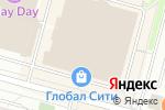 Схема проезда до компании Милабель в Москве
