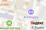 Схема проезда до компании Максима в Москве