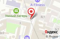 Схема проезда до компании Благуша в Москве