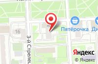 Схема проезда до компании Северо-Восточные художественные мастерские в Москве