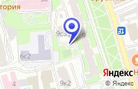 Схема проезда до компании АГЕНТСТВО ДЕЛОВОЙ ИНФОРМАЦИИ МЗ-МЕДИА в Москве