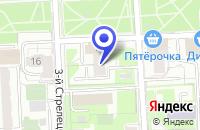 Схема проезда до компании ПТФ СЛАВМЕБЕЛЬ в Москве
