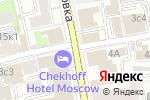 Схема проезда до компании Smart Balance в Москве