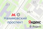 Схема проезда до компании Банк Хоум Кредит в Москве