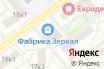 Схема проезда до компании Московская Зеркальная Фабрика в Москве