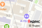 Схема проезда до компании ПЕРИ в Москве