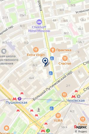 АУДИТОРСКО-ЭКСПЕРТНАЯ КОМПАНИЯ МББ-АУДИТ на карте Дмитрова