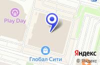 Схема проезда до компании ПАРФЮМЕРНЫЙ МАГАЗИН КАПРИЗ-М в Москве