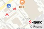 Схема проезда до компании Гранд в Москве