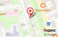 Схема проезда до компании Фонд Содействия Реформам Местного Самоуправления в Москве
