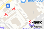 Схема проезда до компании Мастерская-магазин в Москве