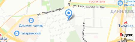 Arti Teq на карте Москвы
