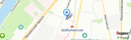 Желаем Здоровья на карте Москвы