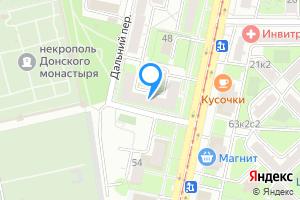 Двухкомнатная квартира в Москве ул. Шаболовка, 50