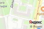 Схема проезда до компании Studio Bellissima в Москве