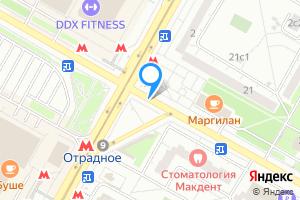 Снять комнату в Москве м. Отрадное, улица Декабристов