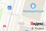 Схема проезда до компании Классмебель в Москве