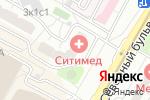 Схема проезда до компании Печати и штампы в Москве