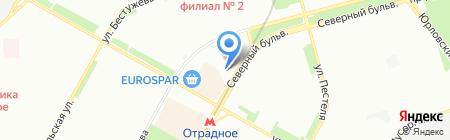 Андрей Малов и Партнеры на карте Москвы