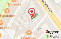 Схема проезда до компании Экоматрикс в Москве