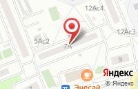 Схема проезда до компании Эйди Энд Пиар в Москве