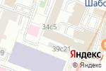 Схема проезда до компании Erectoria - реалити шоу для взрослых в Москве