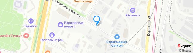 улица Кирпичные Выемки