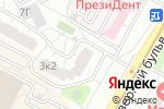 Схема проезда до компании Топ-Фото в Москве